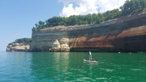 Pictured Rocks Paddleboard